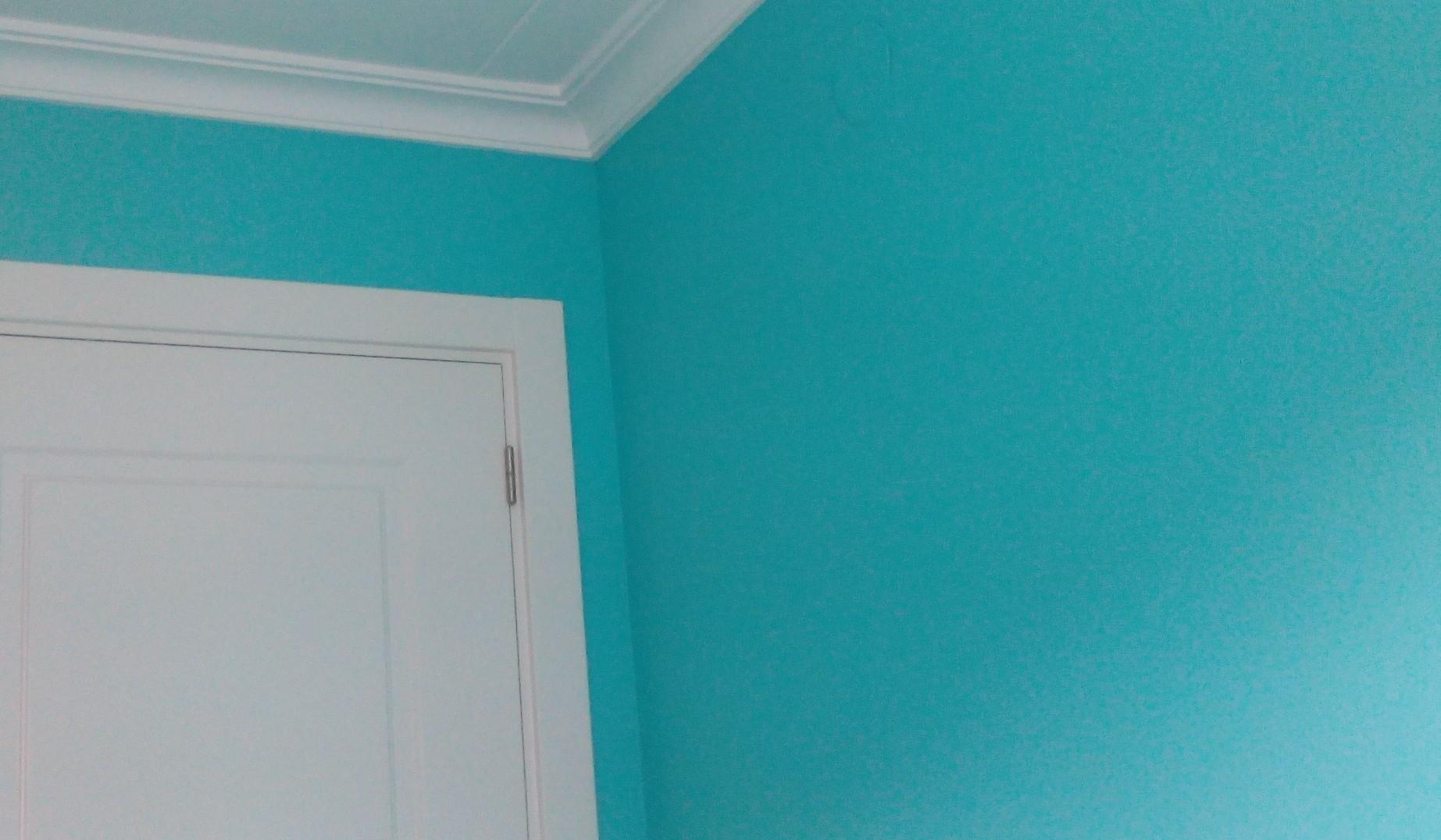 C mo quitar el gotel de las paredes - Quitar pintura de pared ...
