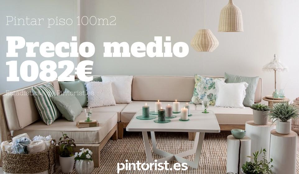 Pintar un piso amazing awesome pequeo saln de piso bajo - Cuanto cuesta pintar un piso de 100 metros ...