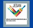 JESAN, Aplicaciones de pintura y decoración