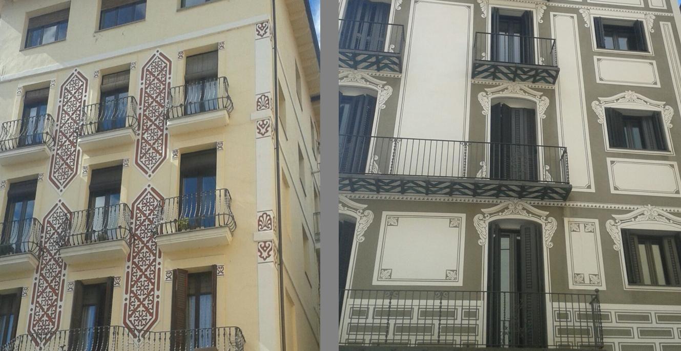 Colores para pintar fachadas de casas - Presupuesto pintar casa ...