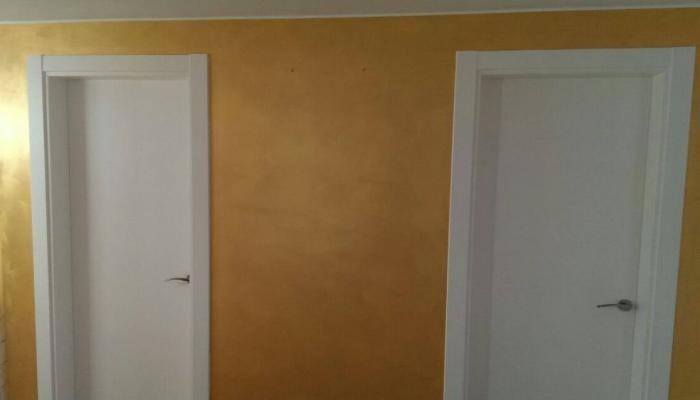 Pintar puertas en blanco - pintorist.es