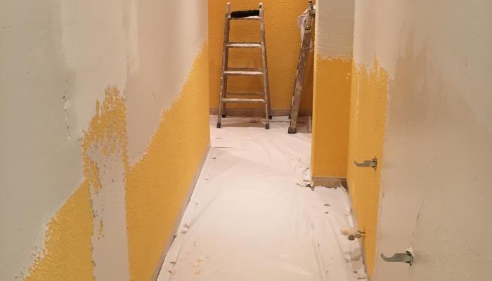 Alisar paredes - Como alisar paredes ...