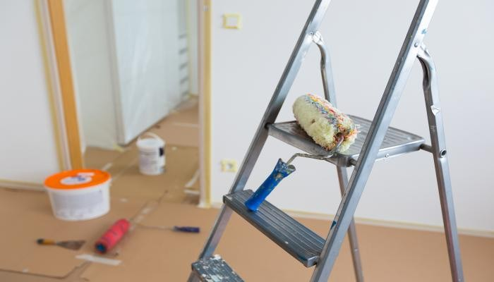 precio pintar piso de 90m