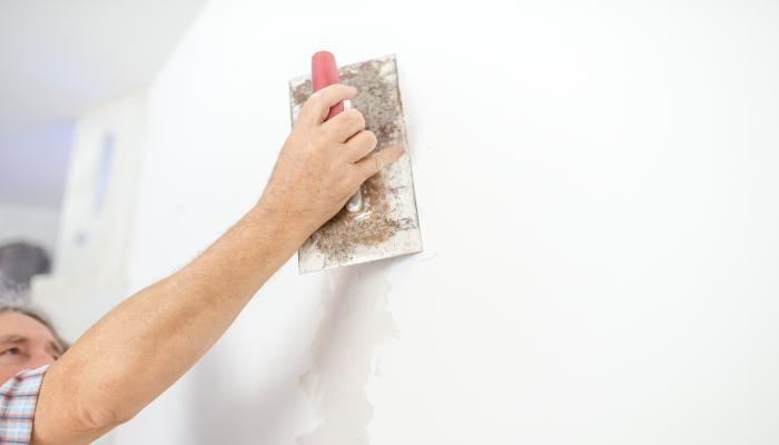 C mo quitar gotel - Pasta alisar paredes ...
