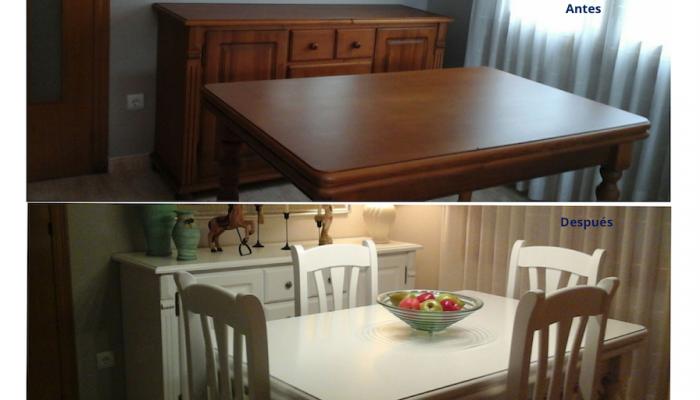 Muebles pintados - pintorist.es