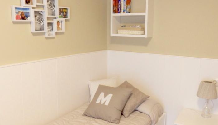 La habitaci n de montse - Color de pintura para habitacion ...