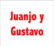 Juanjo y Gustavo