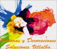 Pinturas y Decoraciones Soluciones Villalba